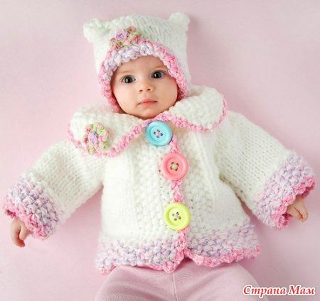 """Идеи для детской одежды: Дневник группы """"Вязание для детей"""" - Страна Мам"""