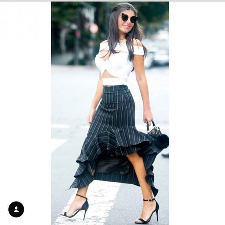 Sassy and sophisticated, the Fitted Fiona Skirt has a fashion forward vibe. It features ruffles accents adding a flare to every step. Pair it with open toe shoes or ankle boots for an extra punch.  SHOP ONLINE LINK IN BIO. . . . #skirt #parlerlamode #friends #fashion #fashionista #fashionshow #fashiongirls  #musthave #minidress #ootn #ootd #outfit #offshoulder #onlineboutique #ruffles #blackskirt #fallfashion #shopnow #newin