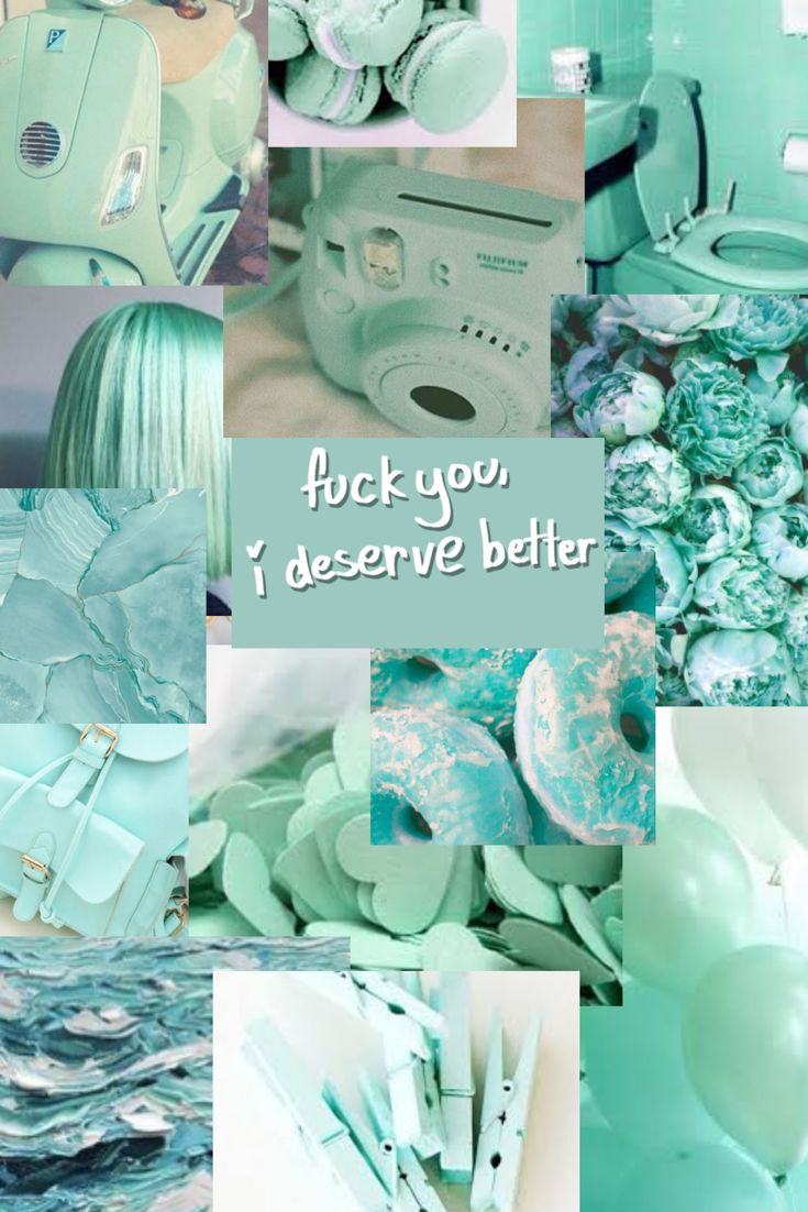 Mint Green Aesthetic Quotes