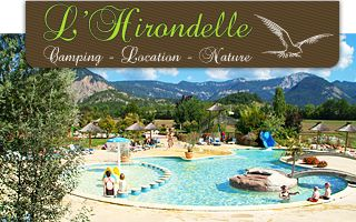Camping Hirondelle - Camping Drome - Location Drome