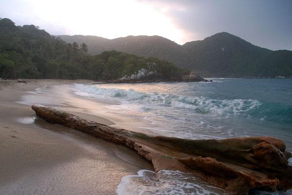 Taroa Beach, Punta Gallinas - Colombia.