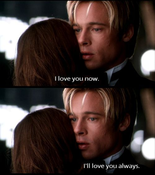deliriously happy meet joe black quotes anthony