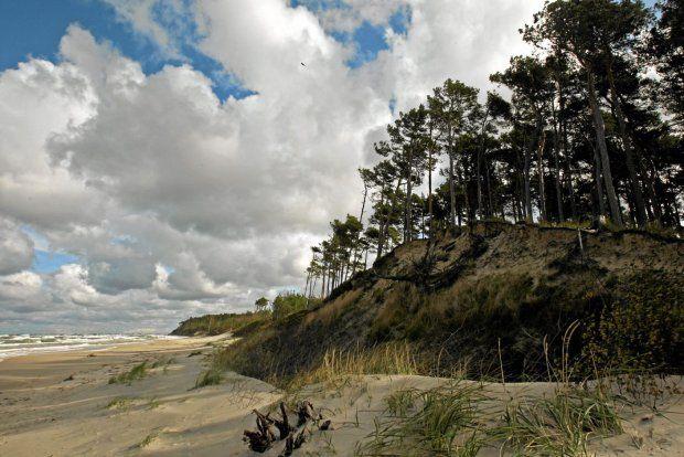 Jastarnia beach in Poland (Baltic Sea) / Najpiękniejsze polskie plaże