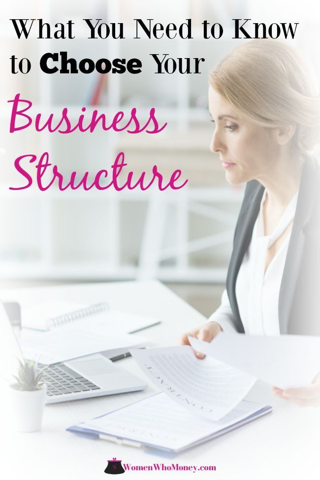 What Business Structure Is Right For My New Business Business Structure Business Retirement Calculator