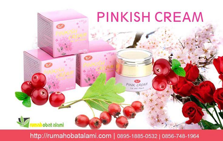 pinkish cream pemerah puting payudara