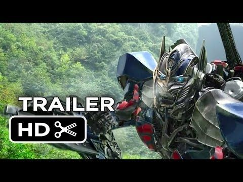 ▶ Transformers: Age of Extinction TRAILER 1 (2014) - Mark Wahlberg Movie HD - YouTube