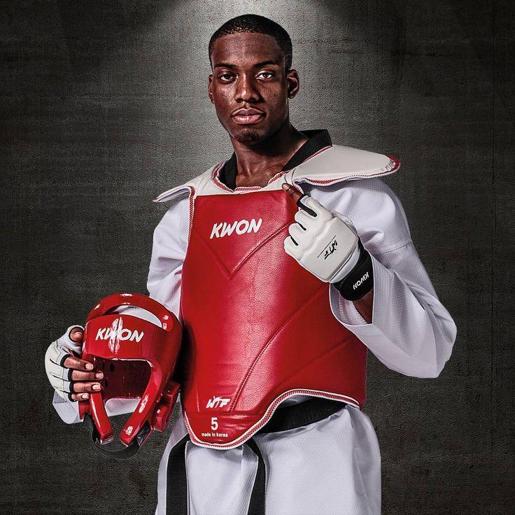 Lutalo Muhammad - Taekwondo - Olympic Silver Winner 2016  #kwon #taekwondo…