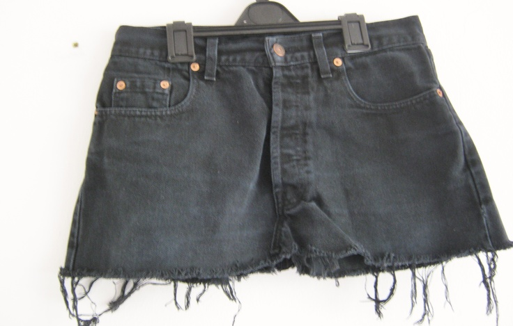 This vintage levis mini skirt is for sale at Blackhouse Thriftage on Facebook!  https://www.facebook.com/photo.php?fbid=390234701090590=pb.357110221069705.-2207520000.1369052148.=3