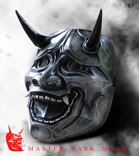 Souvent Les 25 meilleures idées de la catégorie Masque de démon japonais  XD88