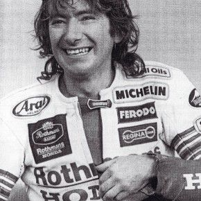Joey Dunlop, Isle Of Man TT legend