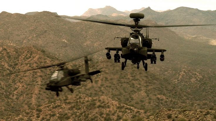 India to buy 22 Apache: Watch the multi-role combat helicopter in action