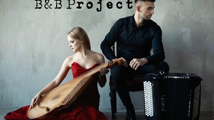Beethoven Moonlight Sonata, B&B project (bandura& button accordion) Sand...