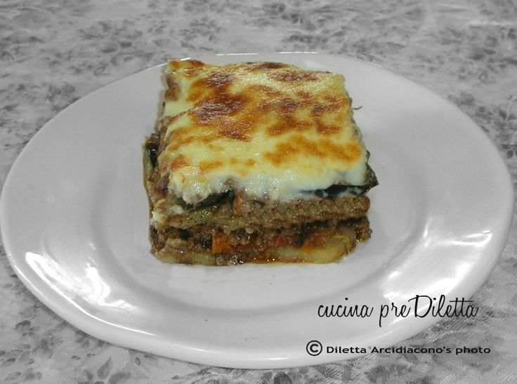 Moussaka, ricetta greca