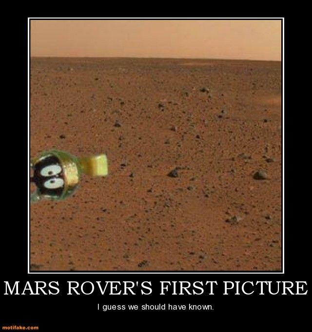 mars rover meme - photo #31