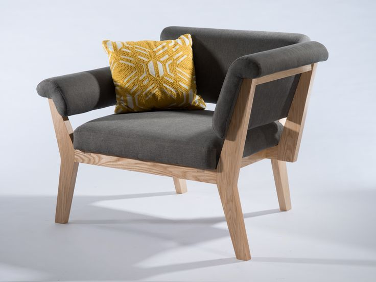 Idle Lounge Chair by Leah Kenttamaa-Squires