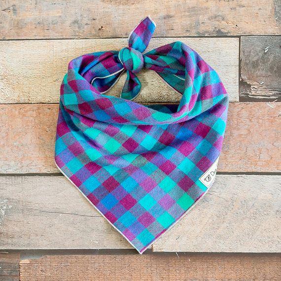 Diy Dog Collar Neckerchiefs