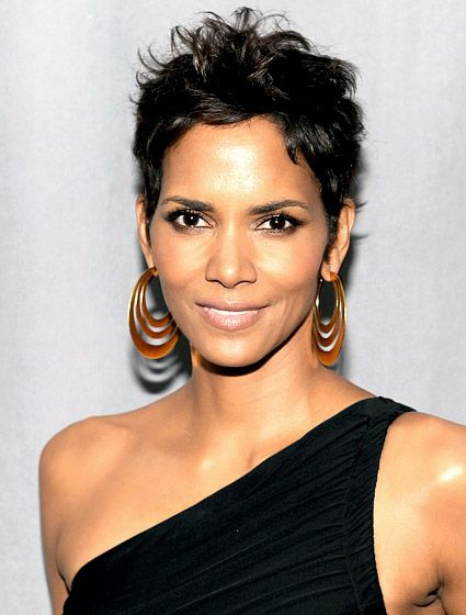 "Halle Berry: ""Cutting my hair was freeing"""