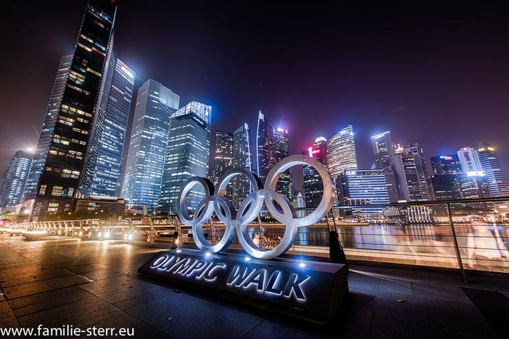 Olympic  Walk Singapore