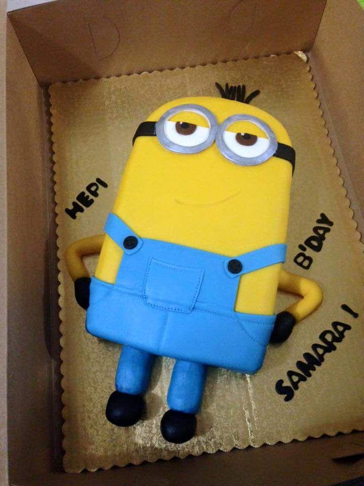 20 best minion cakes images on Pinterest Minion party Minion