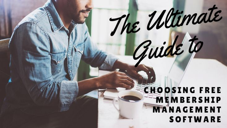 After speaking with a dozen membership organizations who got started on free membership management software, I put together this guide to help others just starting out.