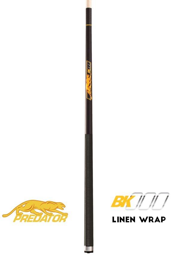 Predator BK3LW Linen Wrap Break Cue
