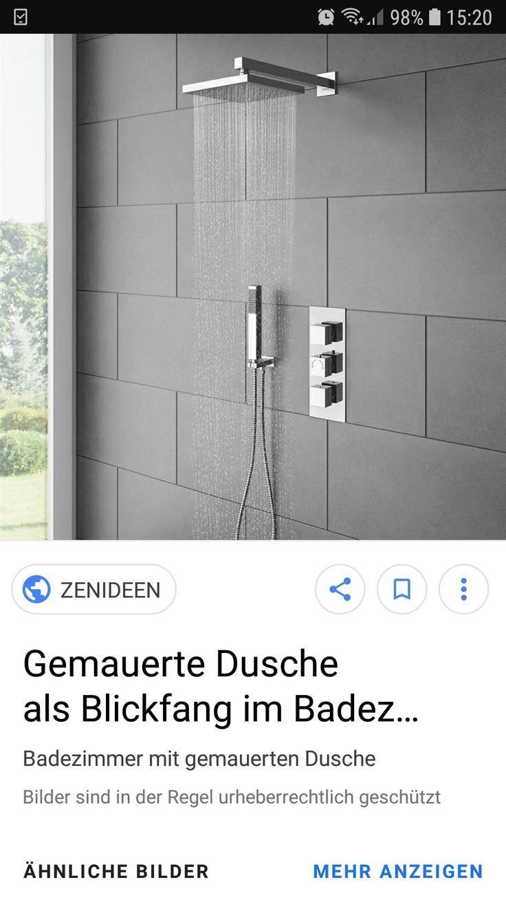 Pin von Silke Schmidt auf Bad Badezimmer, Gemauerte
