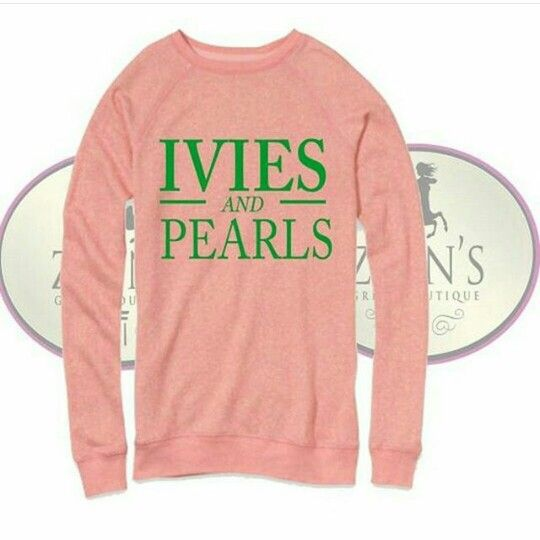 Ivies and Pearls