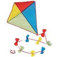 Traditional Diamond Kite