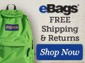 eBags: Luggage Sale & Clearance Up to 75% off, Shipped Free!