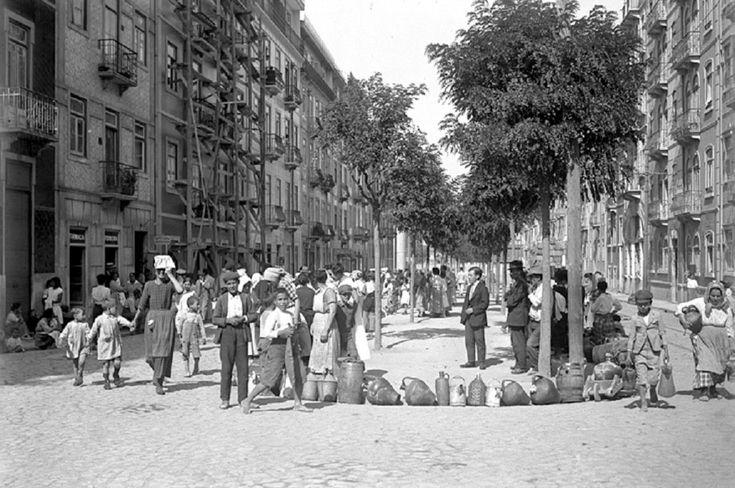 Rua Morais Soares, 1925