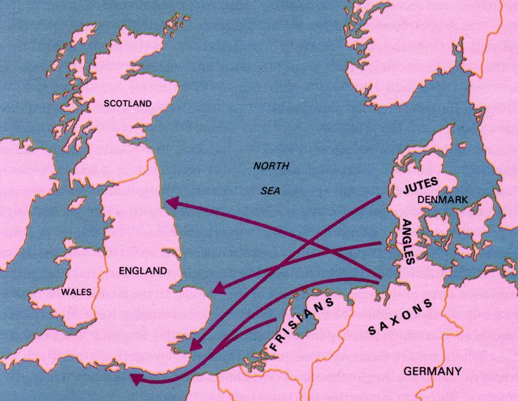 an analysis of the rule and culture of early anglo saxons in britain Ancient invaders transformed britain, but not its dna  the analysis also springs some surprises there was no single celtic population outside the anglo-saxon dominated areas, but instead a .
