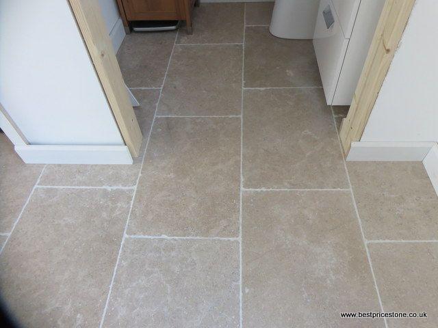 Dijon Tumbled Limestone 600x400x15mm