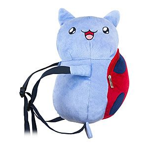 Catbug Backpack - Officially-licensed Bravest Warriors merchandise debuted at 2013 New York Comic Con !! $45