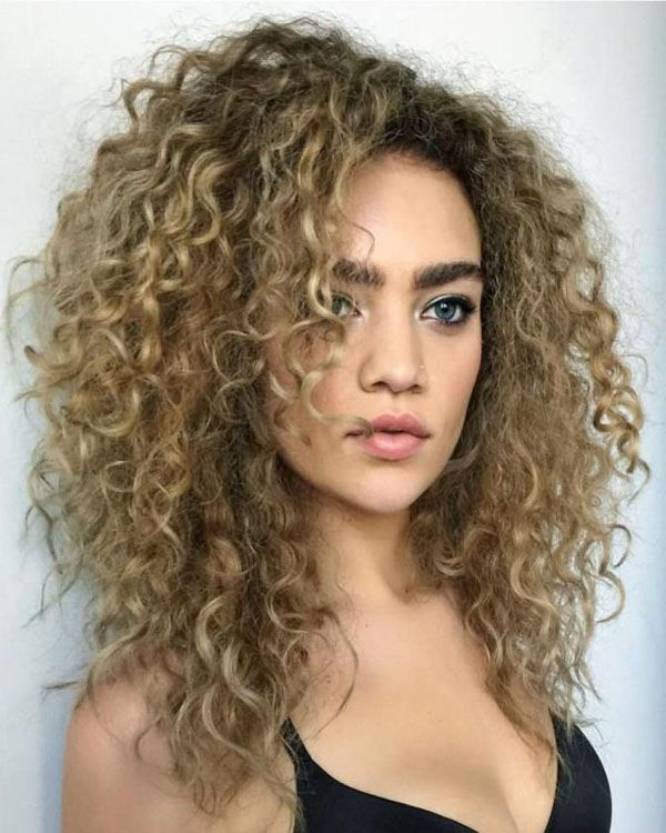 Cut For Naturally Curly Hair Women S Board Pinterest Curly