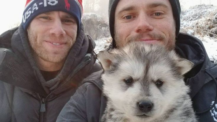 Olympic skier Gus Kenworthy is adopting a puppy and helped shut down a Korean dog meat farm. All 90 dogs at that specific location are now available for adoption in the U.S. and Canada through the Human Society International organization.