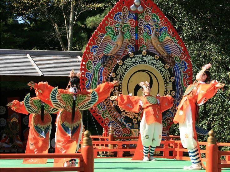 Ise-Jingu ● 伊勢神宮 秋の神楽祭