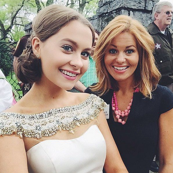 Candace cameron daughter