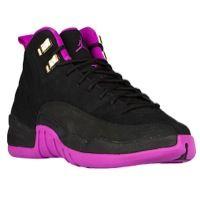 Jordan Retro 12 - Girls' Grade School - Shoes