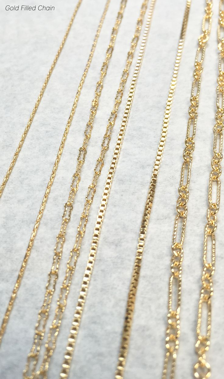 138 best types of jewelry chains images on