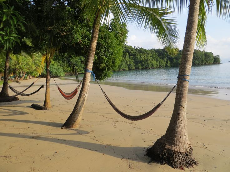 Beautiful Isla Coiba, Panama