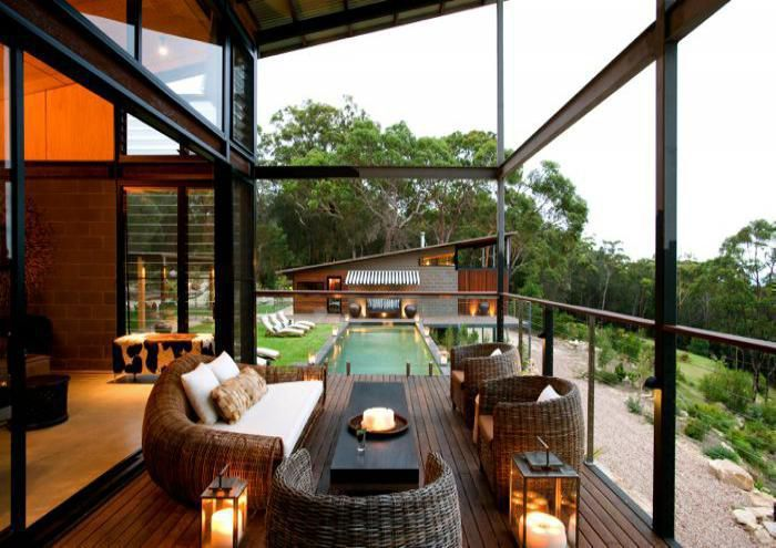 Sangoma Retreat - Blue Mountains, NSW | View Retreats #wilderness #retreat