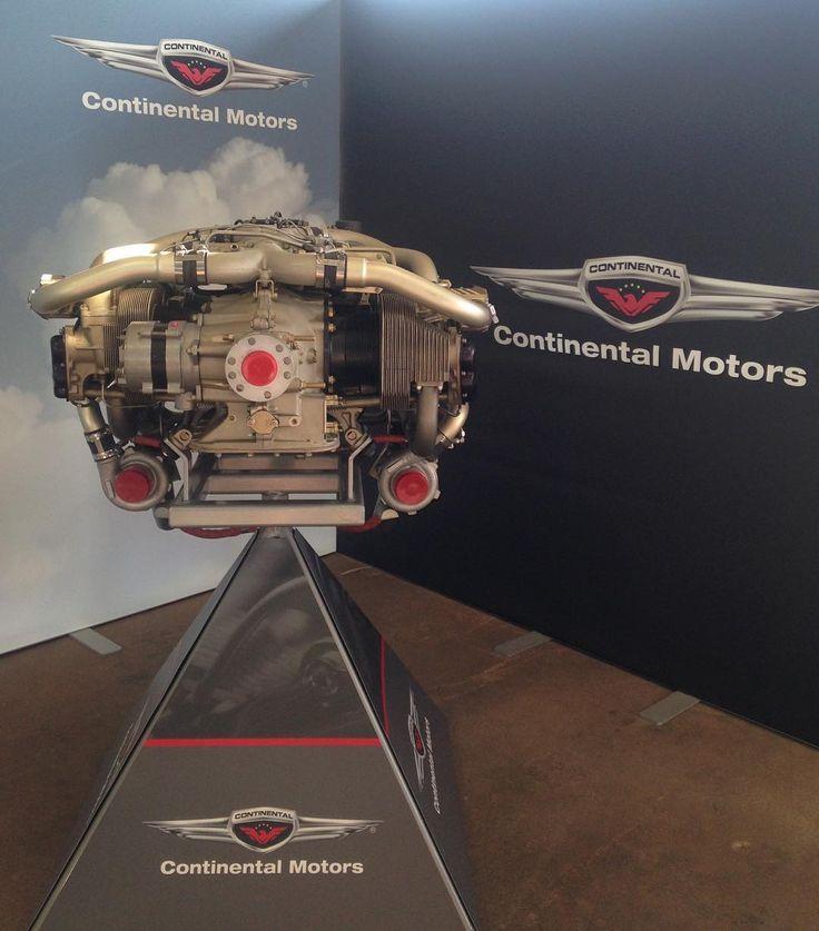#osh16 #550engine #550series #continentalmotors