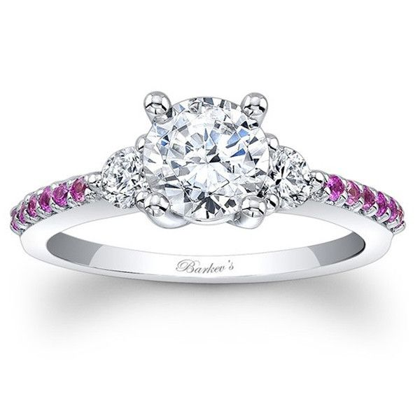 21 best pink sapphire engagement rings at ben garelick