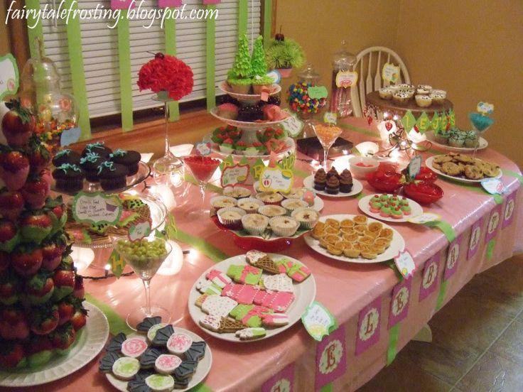 dessert buffet ideas | EAT DRINK PRETTY: February 2010