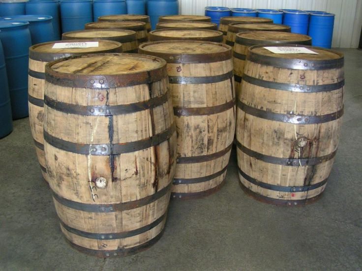 Kentucky Bourbon Barrels, $109/ea + prolly hella shipping