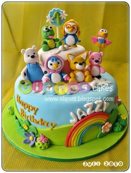 Pororo by olanos cakes
