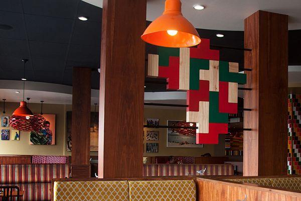 Nandos - Interior Artwork 2 on Behance