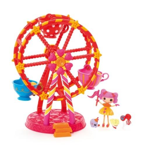 The Lalaloopsy Ferris Wheel, via Pinterest