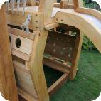 Zobacz co robimy z drewna. | _(qp)_Drewniane place zabaw i zabawki.