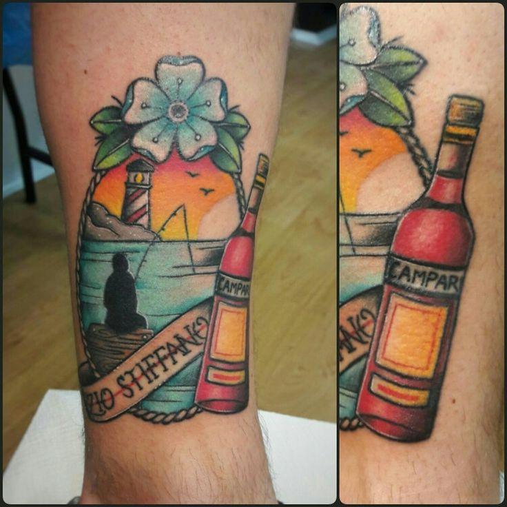 Traditional tattoo 🌊